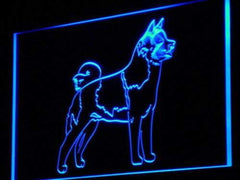 Akita Dog LED Neon Light Sign