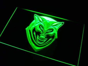 Alpha Wolf Neon Sign (LED)-Way Up Gifts