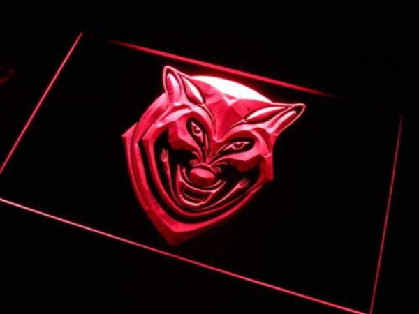 Alpha Wolf LED Neon Light Sign - Way Up Gifts