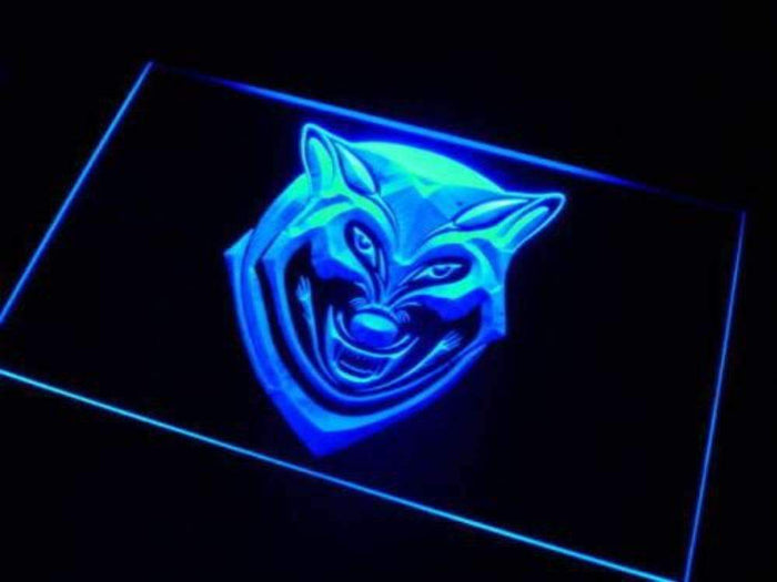 Alpha Wolf Neon Sign (LED)