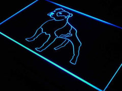 American Bulldog LED Neon Light Sign