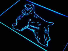 American Cocker Spaniel LED Neon Light Sign