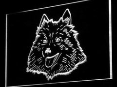 American Eskimo Dog LED Neon Light Sign