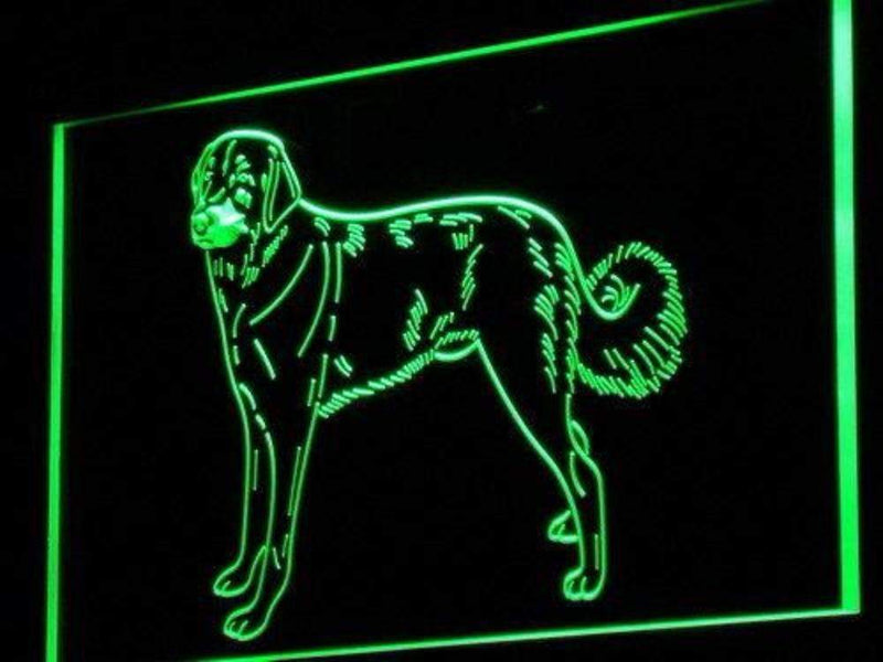 Anatolian Shepherd LED Neon Light Sign - Way Up Gifts