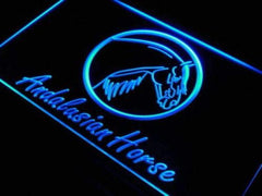Andalusian Horse LED Neon Light Sign
