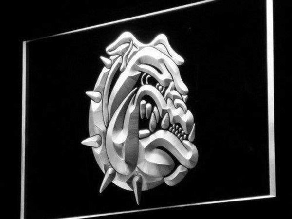 Angry Bulldog LED Neon Light Sign  Business > LED Signs > Dog Neon Signs - Way Up Gifts