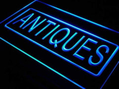 Antiques LED Neon Light Sign