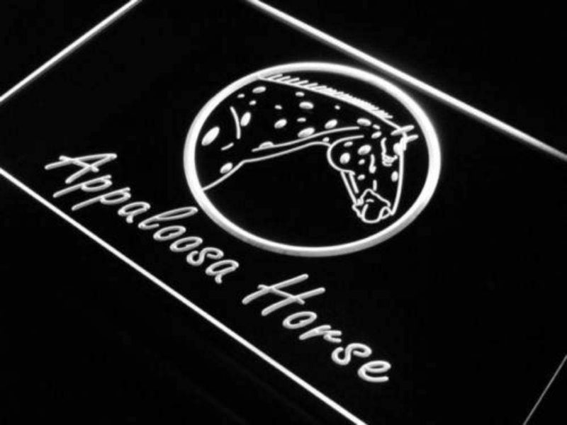 Appaloosa Horse LED Neon Light Sign - Way Up Gifts