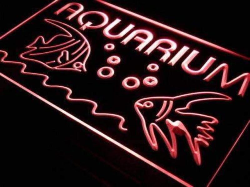 Aquarium Fish Lure LED Neon Light Sign - Way Up Gifts