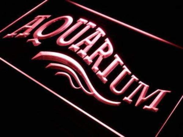 Aquarium Neon Sign (LED)-Way Up Gifts
