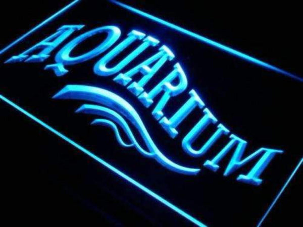 Aquarium LED Neon Light Sign - Way Up Gifts