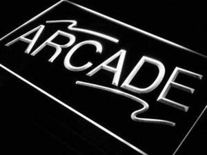 Arcade Neon Sign (LED)-Way Up Gifts