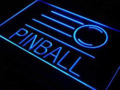 Arcade Pinball LED Neon Light Sign