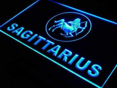 Astrology Zodiac Sagittarius LED Neon Light Sign