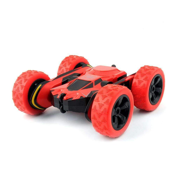 Atom Max Stunt Remote Control RC Car 1:28 Red Kids > RC Electronics > RC Cars - Way Up Gifts