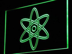 Atom Symbol Science LED Neon Light Sign