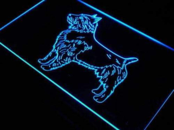 Australian Terrier LED Neon Light Sign  Business > LED Signs > Dog Neon Signs - Way Up Gifts