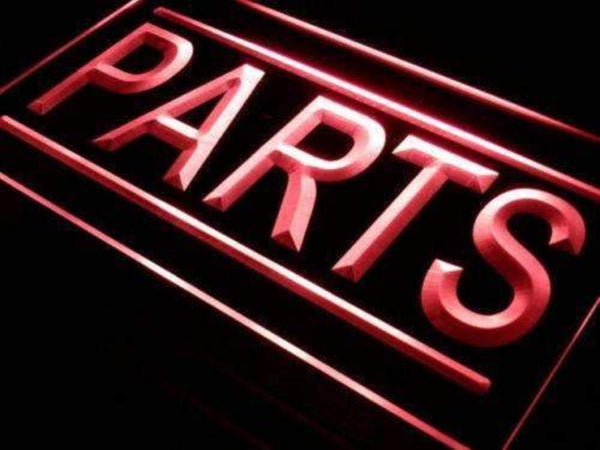 Auto Car Parts LED Neon Light Sign - Way Up Gifts