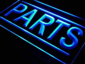 Auto Car Parts Neon Sign (LED)-Way Up Gifts