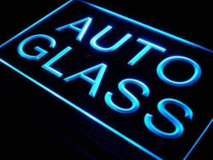 Auto Glass Repairs Neon Sign (LED)