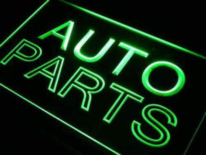 Auto Parts Neon Sign (LED)-Way Up Gifts