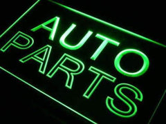 Auto Parts LED Neon Light Sign