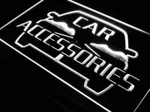 Auto Shop Car Accessories Neon Sign (LED)-Way Up Gifts