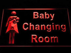Baby Changing Room LED Neon Light Sign