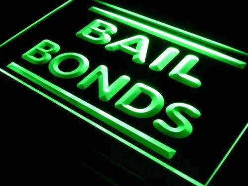 Bail Bonds LED Neon Light Sign - Way Up Gifts