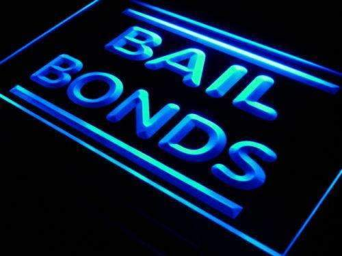 Bail Bonds Neon Sign (LED)