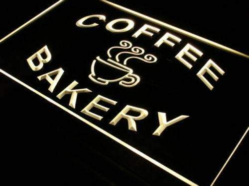 Bakery Coffee LED Neon Light Sign - Way Up Gifts