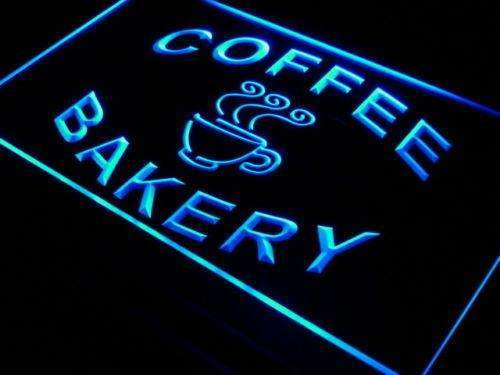 Bakery Coffee Neon Sign (LED)-Way Up Gifts