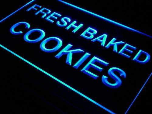 Bakery Fresh Baked Cookies LED Neon Light Sign - Way Up Gifts