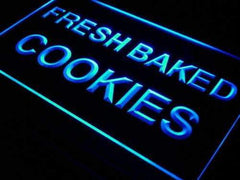 Bakery Fresh Baked Cookies LED Neon Light Sign