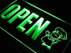 Bakery Open LED Neon Light Sign