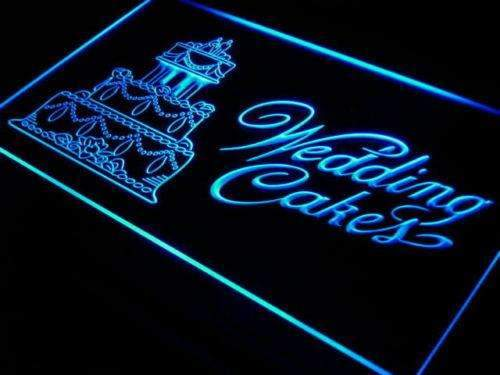 Bakery Wedding Cakes LED Neon Light Sign - Way Up Gifts