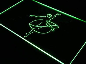 Ballerina Ballet Neon Sign (LED)-Way Up Gifts