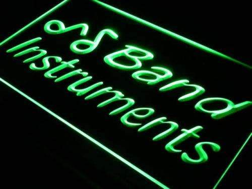 Band Instruments Store LED Neon Light Sign  Business > LED Signs > Uncategorized Neon Signs - Way Up Gifts