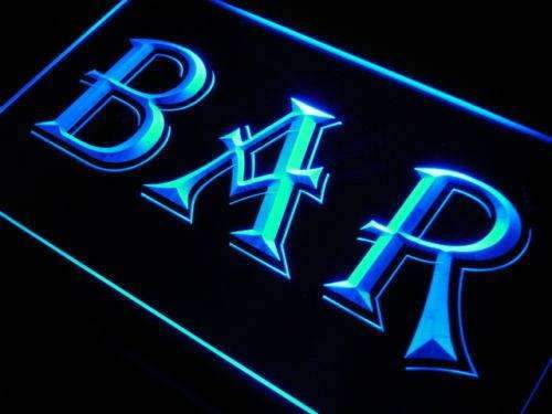 Bar LED Neon Light Sign - Way Up Gifts