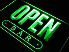 Bar Open LED Neon Light Sign