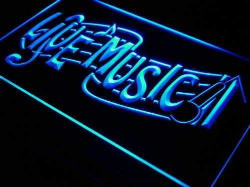 Bar Restaurant Live Music LED Neon Light Sign - Way Up Gifts