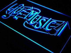 Bar Restaurant Live Music LED Neon Light Sign