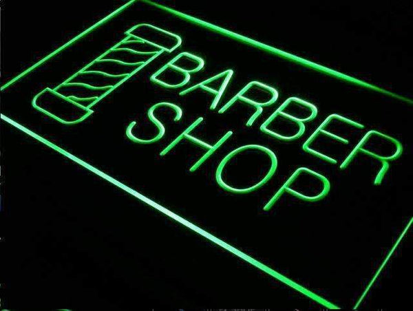 Barber Shop LED Neon Light Sign  Business > LED Signs > Barber & Salon Neon Signs - Way Up Gifts