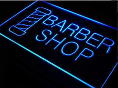 Barber Shop LED Neon Light Sign