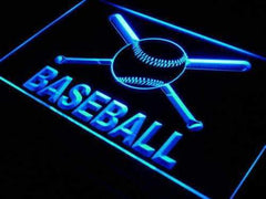 Baseball LED Neon Light Sign