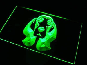 Basset Hound Dog Neon Sign (LED)-Way Up Gifts