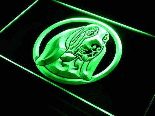 Basset Hound Pet LED Neon Light Sign - Way Up Gifts
