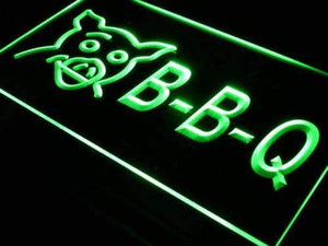BBQ Barbecue Pork Neon Sign (LED)