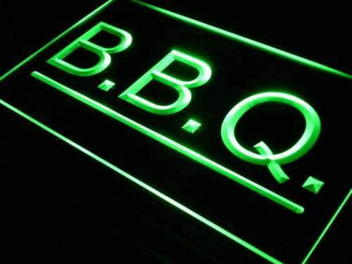 BBQ Barbecue Restaurant Neon Sign (LED)-Way Up Gifts