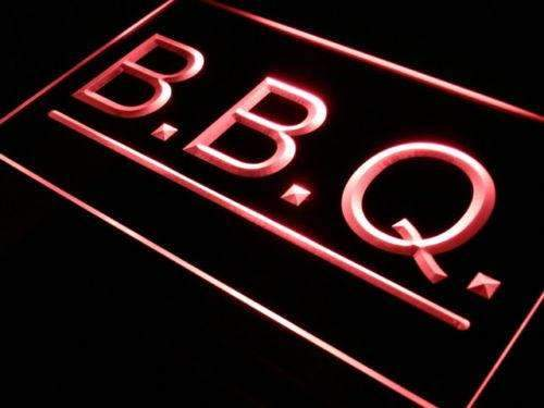 BBQ Barbecue Restaurant Neon Sign (LED)